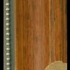 """EV519 - 1 1/8"""" Walnut With Gold Bead"""