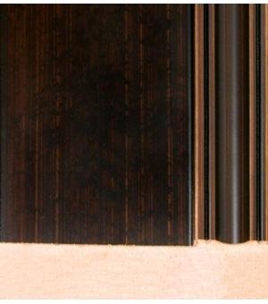 "EV80993 - 4 1/8"" Dark Bronze Panel"