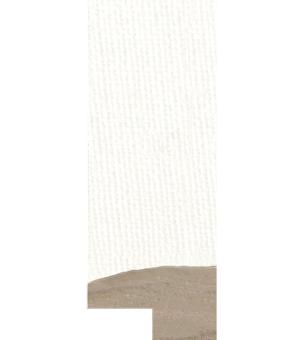 """LL913 - 1"""" White Linen Liner"""