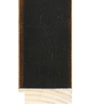 "MA710-290 - 2 1/4"" Black & Gold"