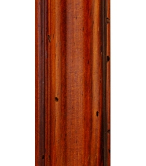 "W40-421 - 1 3/4"" Pitted Pecan"