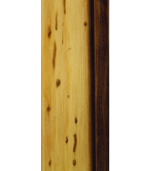 "W52-460 - 1 5/8"" Pine with Cap"