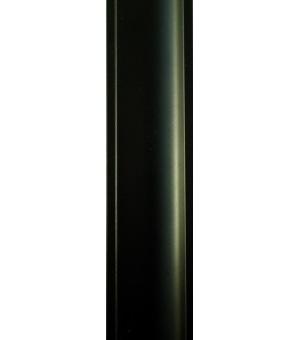 "W59-250 - 1 1/8"" Black Scoop"
